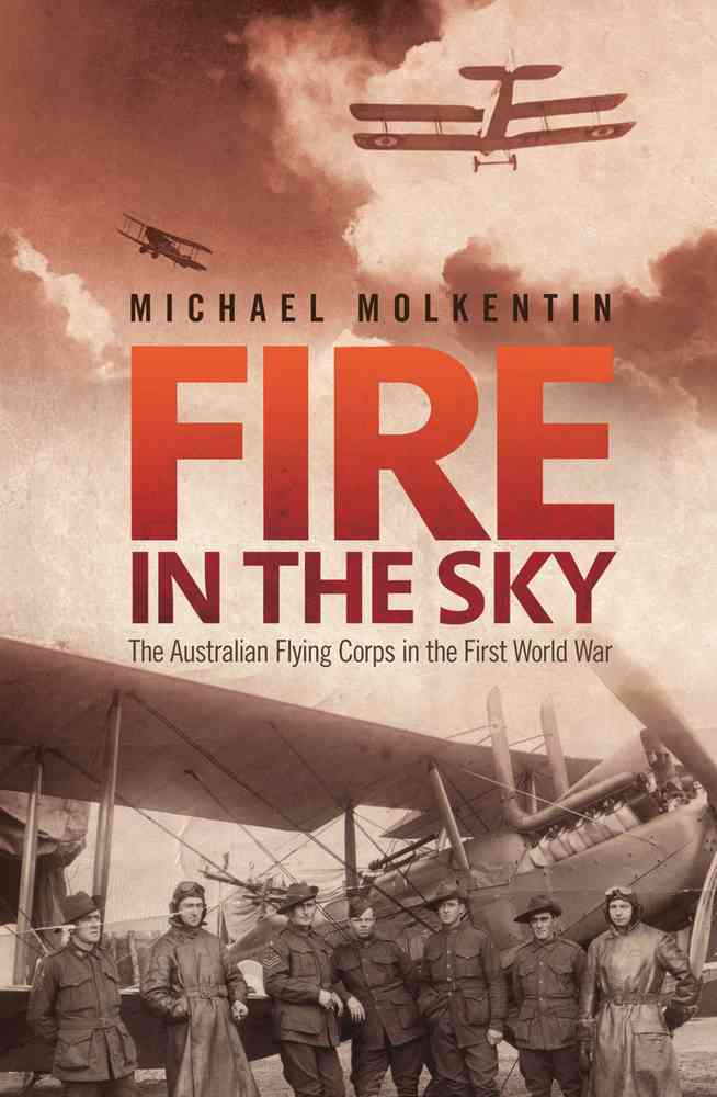 Fire in the Sky By Molkentin, Michael